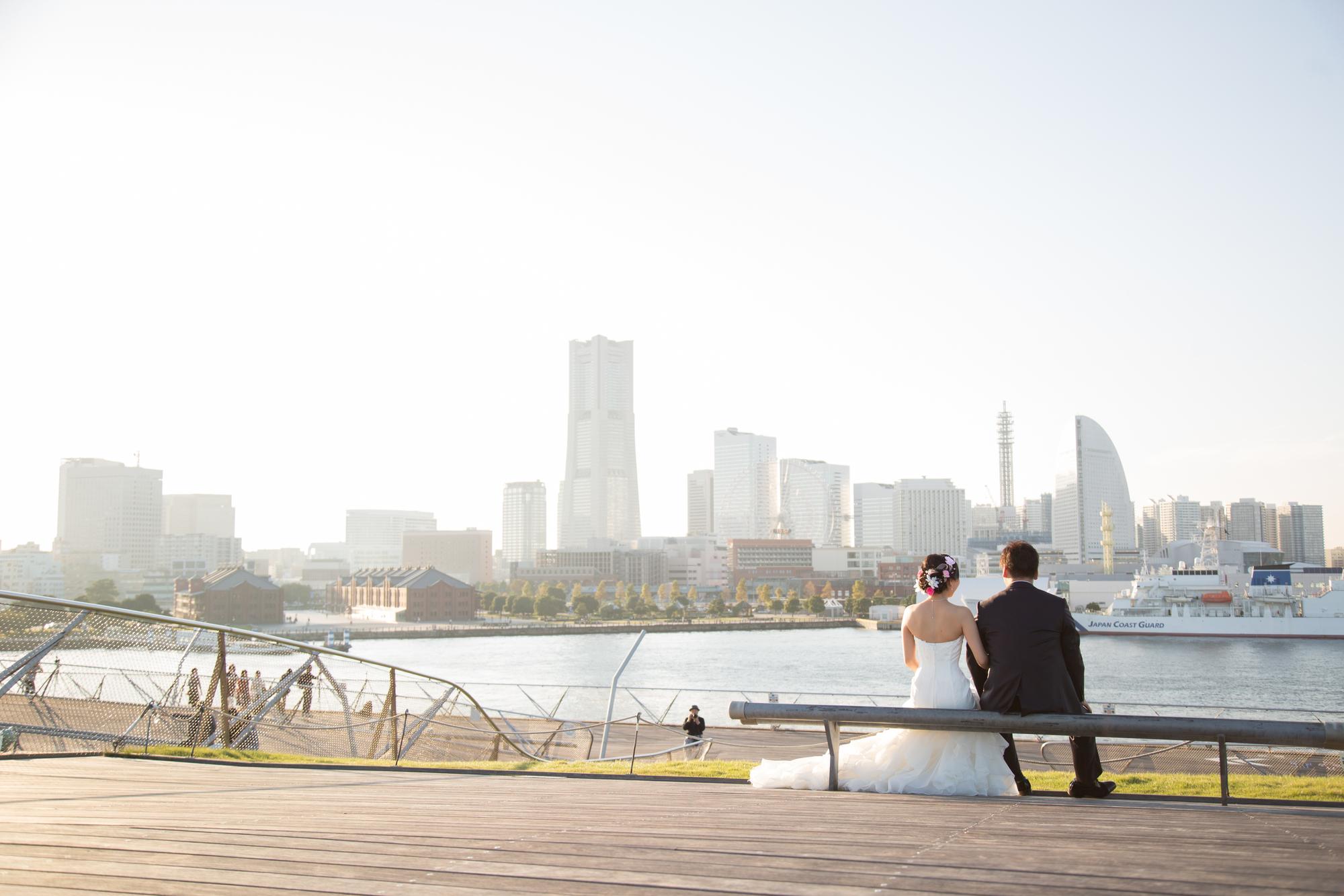 横浜 会費制結婚式